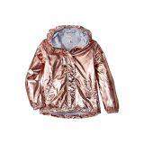 Hatley Kids Bubble Gum Shimmer Terry Lined Jacket (Toddler/Little Kids/Big Kids)