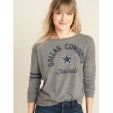 NFL® Dallas Cowboys™ Graphic Long-Sleeve Tee for Women