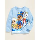 Paw Patrol™ Winter Sled Graphic Tee for Toddler Boys
