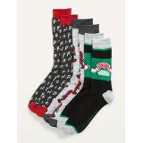 Oldnavy Licensed Pop-Culture Socks 3-Pack for Adults