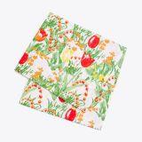 Garden Square Tablecloth, 70 X 70