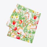 Garden Oblong Tablecloth, 126 X 70
