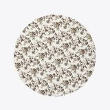 Happy Times Bouquet Round Tablecloth, 90
