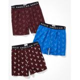 American Eagle AEO Stretch Boxer Short 3-Pack