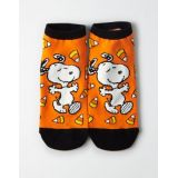AEO Snoopy Halloween Ankle Sock