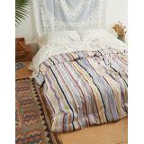 AEO APT Maddie Striped Full/Queen Comforter Set