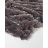Dormify Faux Fur Throw Blanket