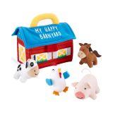 Plush Barn Activity Set