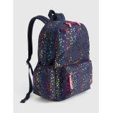 Kids Foil Star Senior Backpack