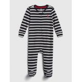 Baby Print Footed One-Piece