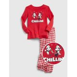 babyGap | Disney Mickey Mouse and Minnie Mouse PJ Set
