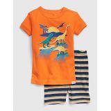 babyGap Dinosaur Short PJ Set