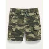Oldnavy Functional Drawcord Canvas Cargo Shorts for Toddler Boys