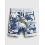 Gap Toddler Wildlife Camo Print Pull-On Shorts