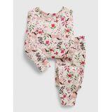 babyGap 100% Organic Cotton Unicorn Print PJ Set