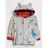 Baby Reversible Hoodie Sweatshirt