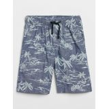 Kids Tropical Pull-On Shorts