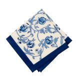 Granada Pomegranate Block Print Napkins, Set of 6