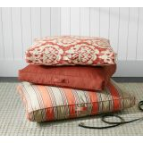 Sunbrella® Poppy Pet Bed Collection