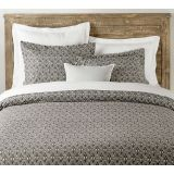 Mitzi Print Percale Duvet Cover  Shams