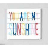 My Sunshine Wall Art