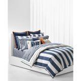 Lauren Home Casey Stripe Comforter Set