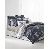Lauren Home Eva Botanical Sateen Comforter Set