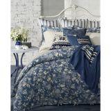 Ralph Lauren Home Indigo Cottage Percale Comforter