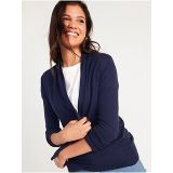 Oldnavy Short Shawl-Collar Open-Front Sweater for Women