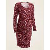 Oldnavy Maternity Jersey-Knit Bodycon Dress