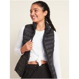 Oldnavy Packable Narrow Channel Puffer Vest for Women