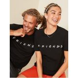 Oldnavy Friends Graphic Gender-Neutral Tee for Adults