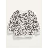 Oldnavy Unisex Printed French Terry Sweatshirt for Baby