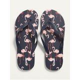 Oldnavy Printed Flip-Flop Sandals for Men