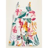 Oldnavy Sleeveless Floral Tiered Cami Dress for Baby