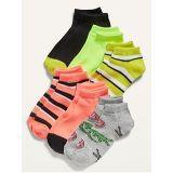 Oldnavy Ankle Socks 6-Pack for Boys